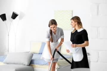 Sprzątanie hoteli Tip Top